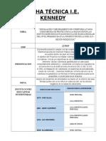 Ficha Tecnica Cobertura Kennedy Modelo