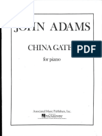 Adams, John - China Gates