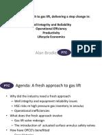 A Fresh Approach to Gas Lift, Alan Brodie PTC