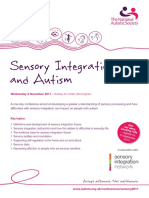 analysis essay temple grandin autism mind sensory integration y a