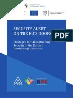 Seacurity Alert on EU Border