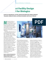 BPI Multiprodudcdt Facility Design and Control for Biologics