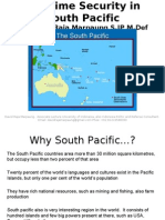 Maritime Security in South Pacific