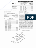 """U.S. Patent 6,054,643, entitled """"Pick With Gripping Means"""", to inventor Chance of Bigrock, dated April 25, 2000."""