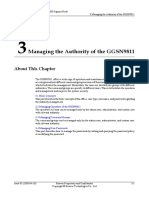 01-03 Managing the Authority of the GGSN9811