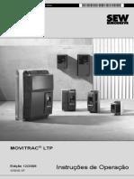 Manual SEW MOVITRAC LTP