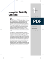 Computer Security Concepts