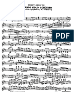 211928475 Excerpts From the Paganini Violin Concerto Adapted for Xylophone by M Goldenberg
