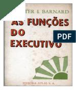 As Funções Do Executivo - CHESTER I