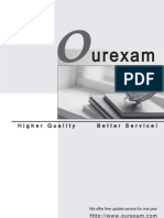 Free down the Ourexam EX0-101 Simulation Material