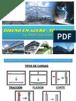 3-Diseño en Acero y Madera_Traccion