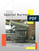 BCE Italy Special Burners Brochure