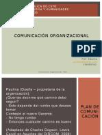 Plan de Comunicación de RR-HH