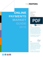 Online Payments Market Guide 2015 – Insights Into Payments and Ecommerce