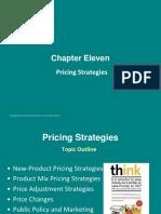 Principle of marketing notes Chap 11