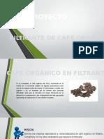 Cafe Organic of Il Trant e 2