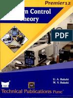 130413747 Modern Control Theory Bakshi