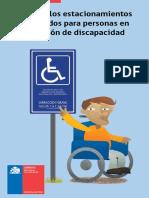 Volante Respeta Los Estacionamientos Para PSD