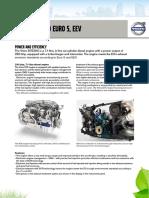Volvo Factsheet D7E290 Euro5 EEV En