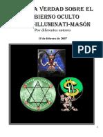 Toda La Verdad Sobre El Gobierno Oculto Judeo Illuminati Mason