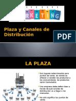Plaza - Marketing
