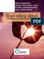 Sexual Assault Referral Centres as Best Practice, Breaking the Silence on Sexual Violence - Romania