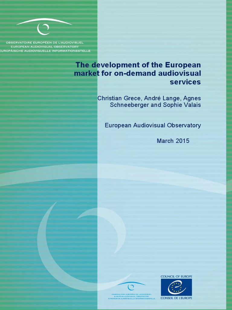 The development of the European market for on demand