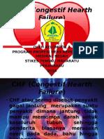 CHF (Congestif Hearth Failure)