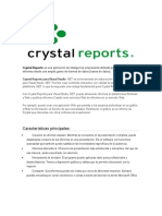 Crystal Reports