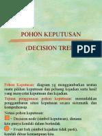 POHON KEPUTUSAN