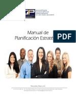 Manual Del Curso de Planificacion Estrategica