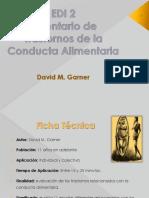 (EDI 2) Inventario de Trastornos de La Conducta Alimentaria (1)