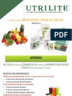 Nutrilite Recomendaciones Para Su Salud