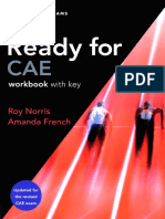 Ready for Cae Workbook With Key