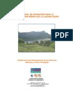 Manual de Operación Hidraulica