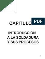 CAPÍTULO 1.- Introducción a La Soldadura y Sus Procesos (1-45)