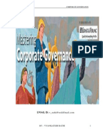 What is Corporate Governance 1