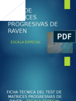 Ficha Técnica de Raven Especial y Fabulas de Duss