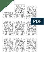 Amplificador Punete 20W TDA2003 - PCB Componentes B