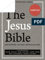The Jesus Bible, NIV Edition
