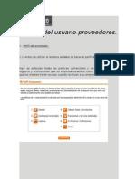 Manual Proveedores RFQ Compracero 2010