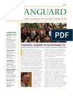 Vanguard Newsletter, Fall 2007 ~ Leadership Institute for Ecology and the Economy