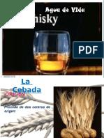 Obtencion Industrial Del Whisky