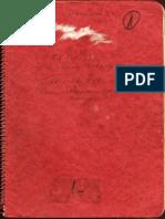 Diários Do Che Bolivia Manuscritos