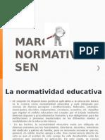 LEY GENERAL DE EDUCACION, ARTICULO 3RO, NORMATIVIDAD.pptx