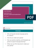Language Games 2012-05-06-Libre