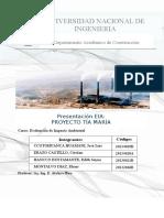 EIA - Proyecto minero Tía María