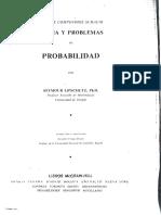 Probabilidad Teoria y 500 Problemas Resueltos