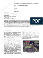 Porto Maravilha Project – Infrastructure Works @ WTC2014