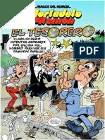 Mortadelo y Filemon - El Tesorero